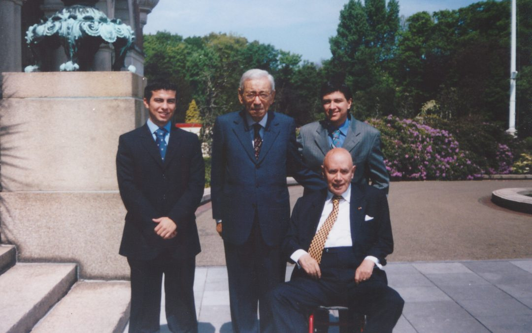 Remembrando la vida profesional de Diego Uribe Vargas y su impacto intergeneracional