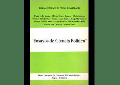 Ensayos de Ciencia Política