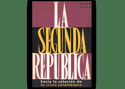 La Segunda República: Aspectos de una política internacional