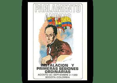 Discurso en la Sesión Inaugural del Parlamento Andino. 30 de Agosto de 1980.
