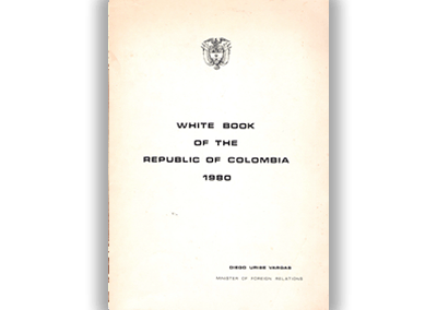 White Book of the Republic of Colombia